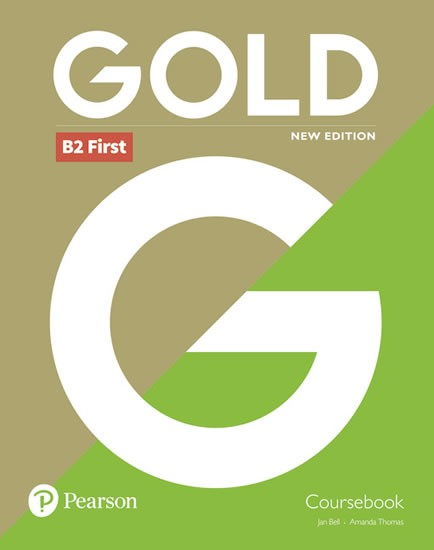 Gold First (New 2018 Edition) Coursebook