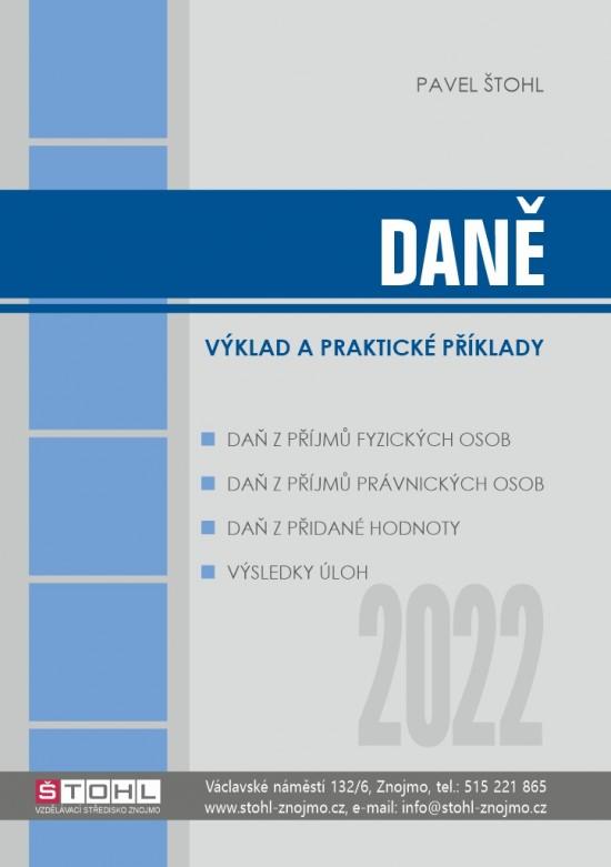 Daně 2020 - výklad a praktické příklady