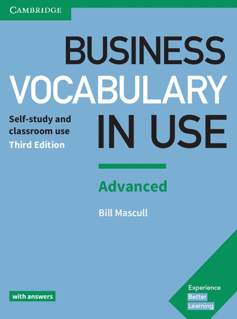 Business Vocabulary in Use Advanced Book with Answers 3rd edition