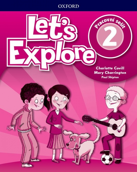 Let´s Explore 2 Workbook CZ