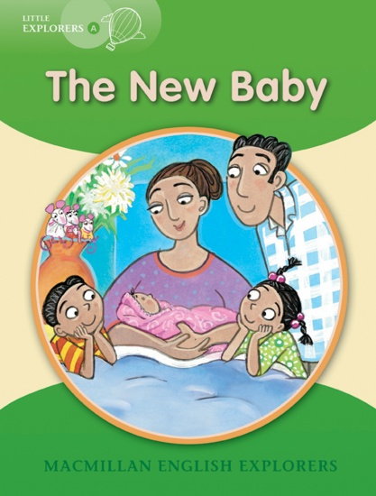 Little Explorers A The New Baby Big Book
