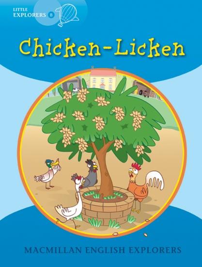 Little Explorers B Chicken Licken