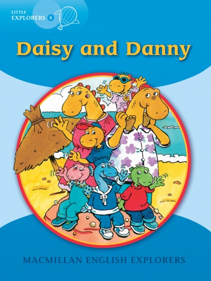 Little Explorers B Daisy and Danny Reader