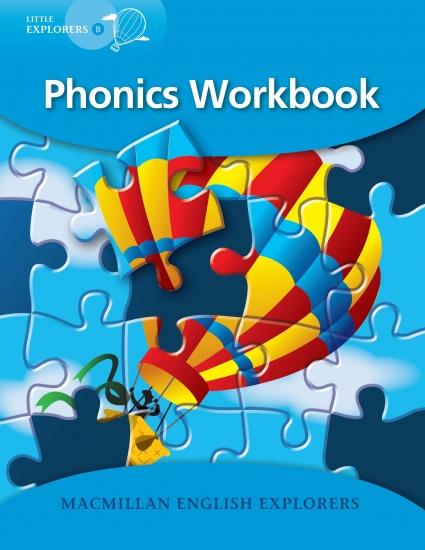 Little Explorers B Phonics Book