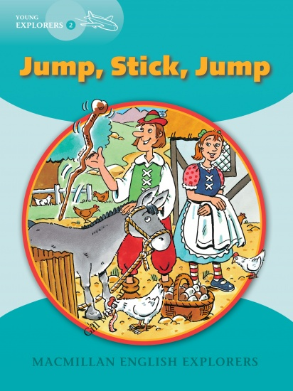 Young Explorers 2 Jump Stick Jump