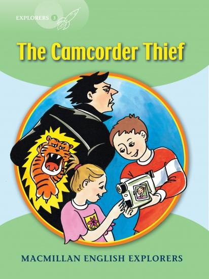 Explorers 3 The Camcorder Thief : 9781405060110