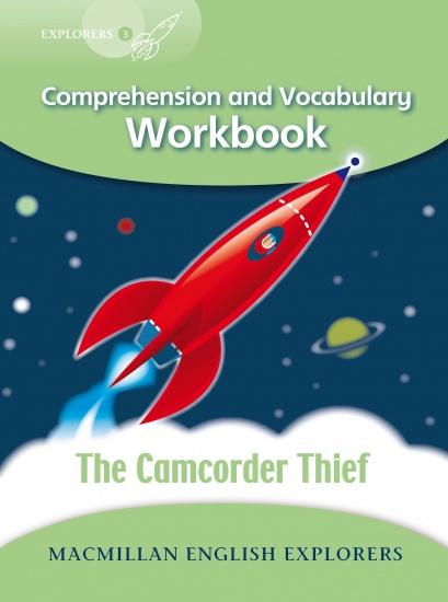 Explorers 3 The Camcorder Thief Workbook