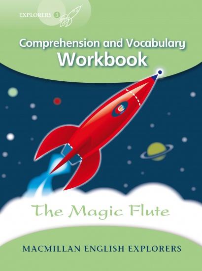 Explorers 3 The Magic Flute Workbook : 9781405060882