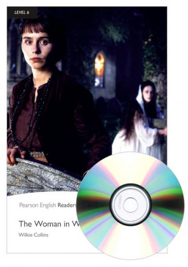 Pearson English Readers 6 The Woman in White + MP3 Audio CD