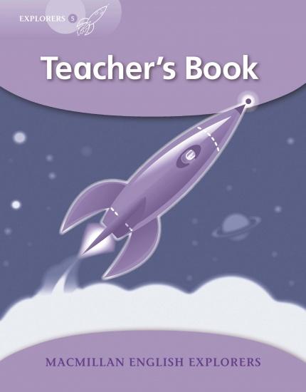 Explorers 5 Teacher´s Book : 9781405061360