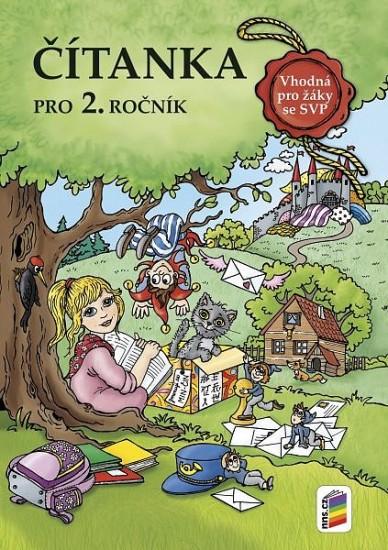 Čítanka 2 NOVĚ vhodná i pro žáky se SVP (2-68)