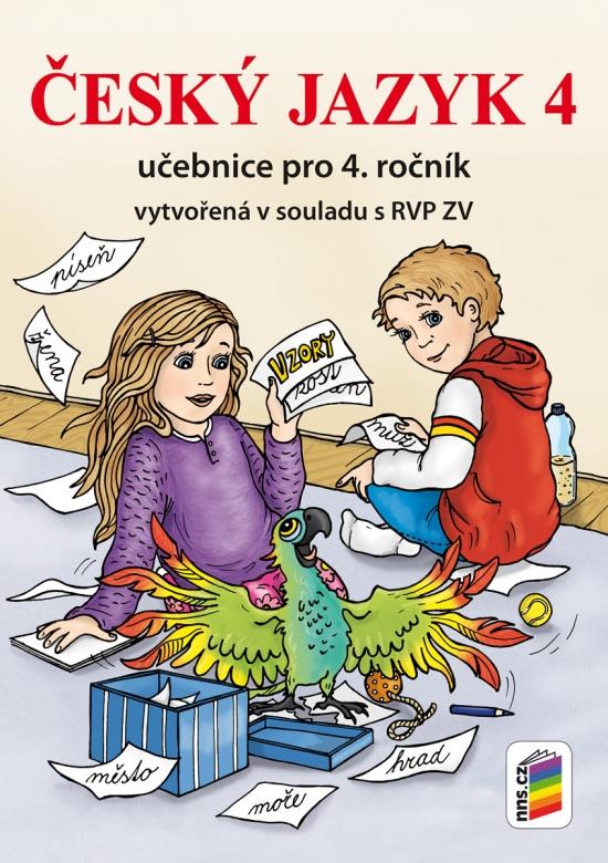 Český jazyk 4 učebnice (4-75)