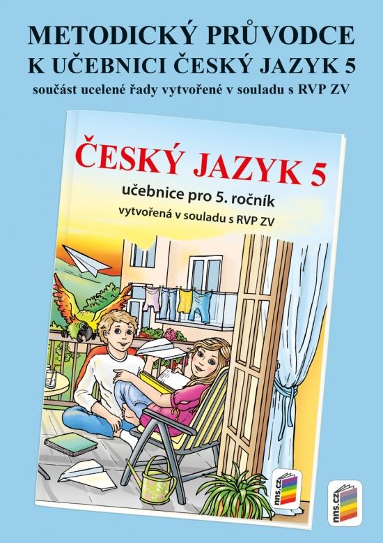 Metodický průvodce učebnicí Český jazyk 5 (5-78)