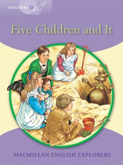 Explorers 5 Five Children and It