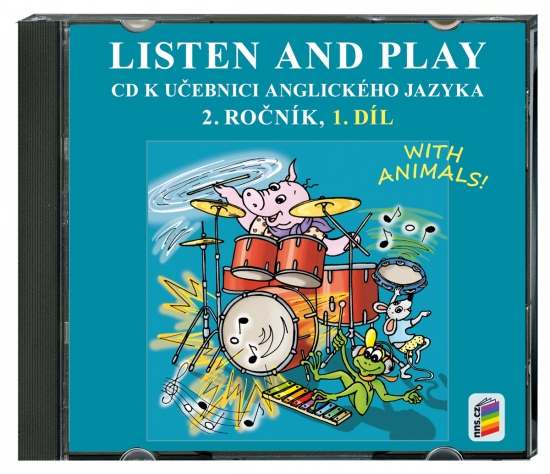 CD Listen and play with animals! 1. díl (2-82-1)