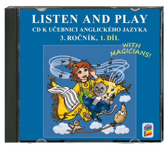 CD Listen and play with magicians! 1. díl (2 CD) (3-82-1) : 3-82-1