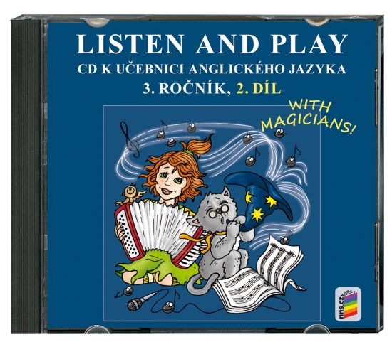 CD Listen and play with magicians! 2. díl (2 CD) (3-82-2)
