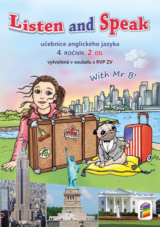 Listen and speak with Mr B! 2. díl učebnice (4-81)