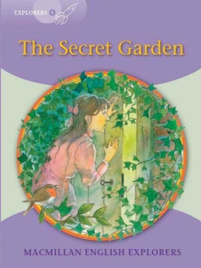 Explorers 5 The Secret Garden