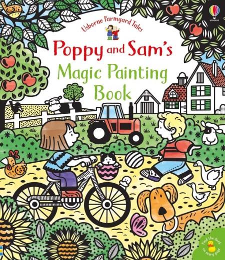 Poppy and Sam´s magic painting book