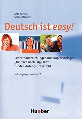 Deutsch ist easy mit CD