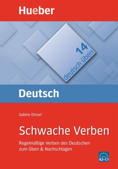 Deutsch üben 14. Schwache Verben