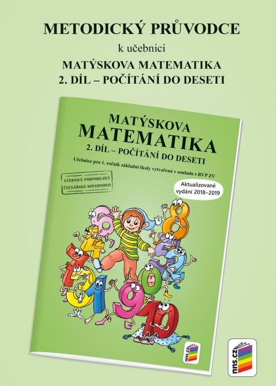 Metodický průvodce k Matýskově matematice 2. díl - aktualizované vydání 2018 (1A-39)