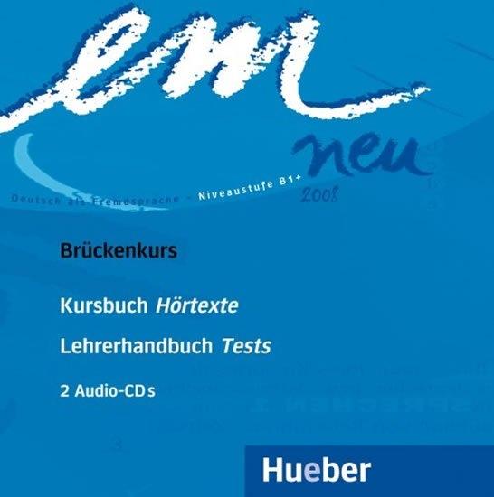 em neu 2008 Brückenkurs Audio-CDs : 9783195316965