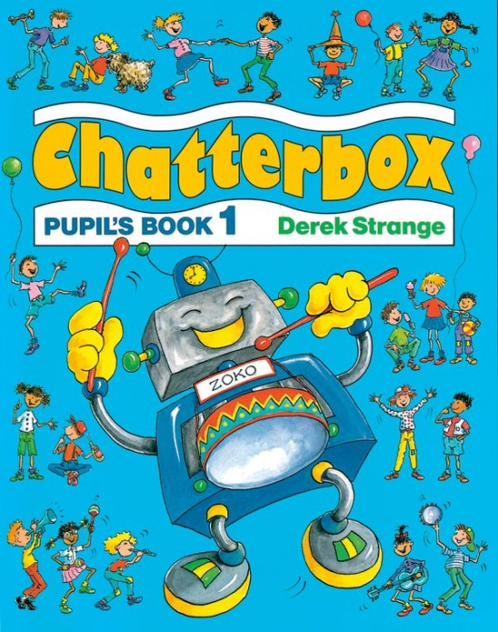 CHATTERBOX - Level 1 - PUPIL´S BOOK