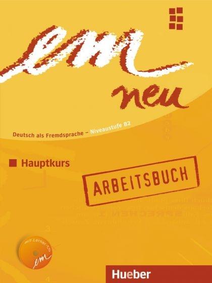 em neu 2008 Hauptkurs Arbeitsbuch + CD