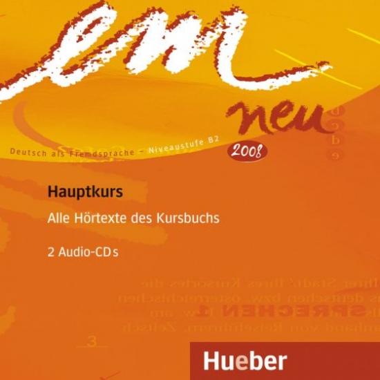 em neu 2008 Hauptkurs Audio-CDs