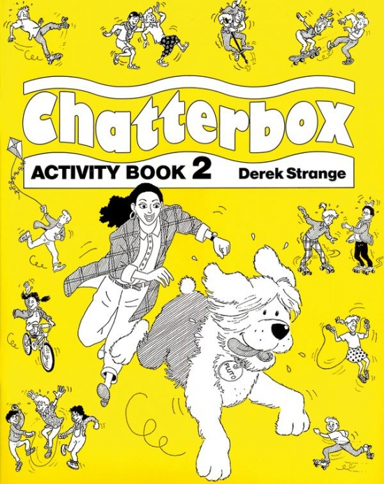 CHATTERBOX - Level 2 - ACTIVITY BOOK