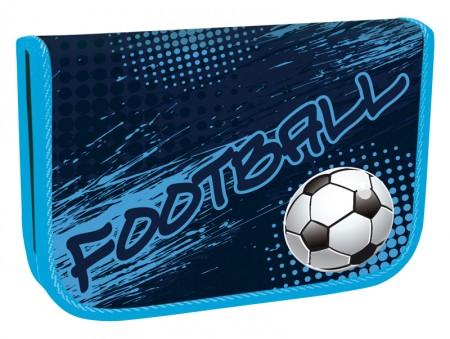 Školní penál jednopatrový Football : 8591577035981
