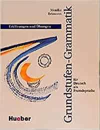 Grundstufen-Grammatik für DaF : 9783190015757