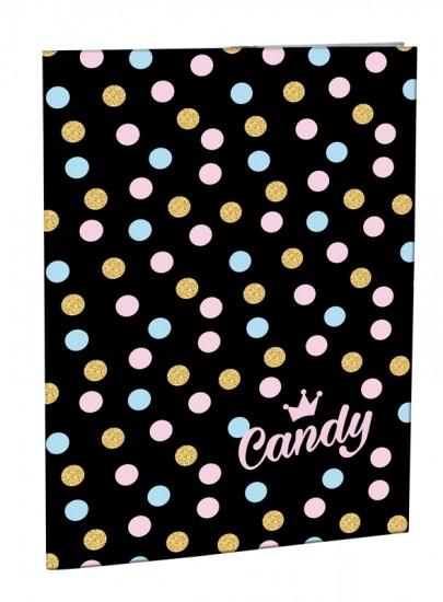 Desky na abecedu Candy