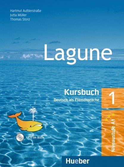 Lagune 1 Kursbuch mit Audio-CD : 9783190016242