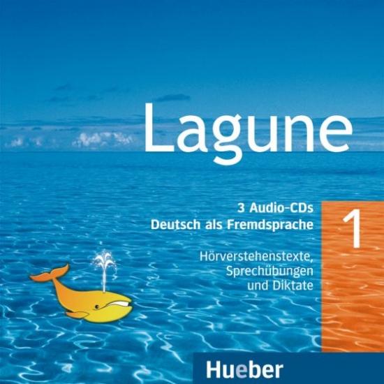 Lagune 1 Audio-CDs zum Kursbuch