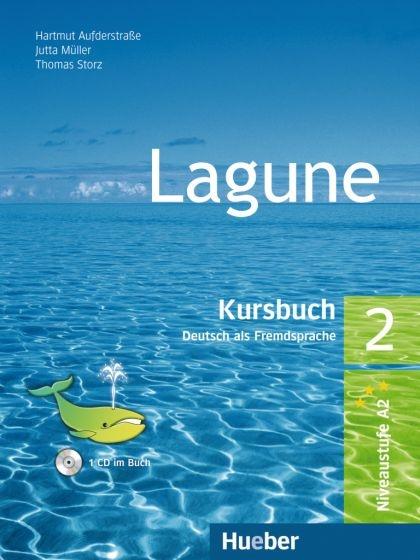 Lagune 2 Kursbuch mit Audio-CD