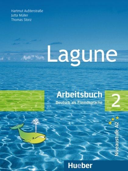 Lagune 2 Arbeitsbuch : 9783190116256