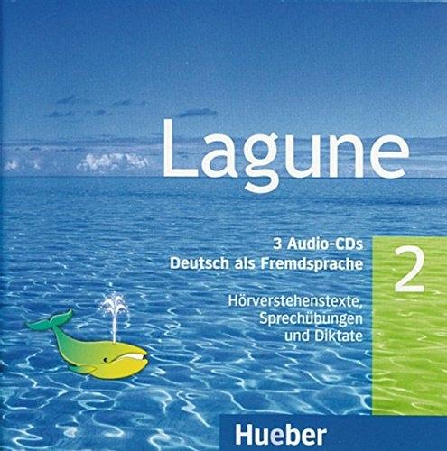 Lagune 2 Audio-CDs zum Kursbuch
