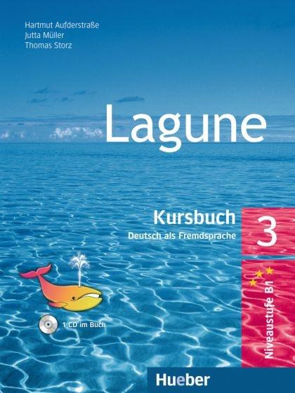 Lagune 3 Kursbuch mit Audio-CD