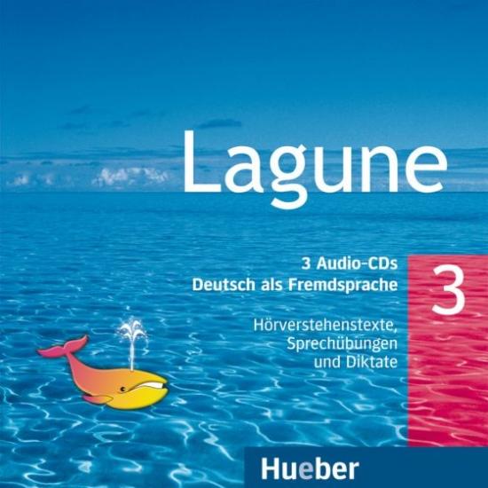 Lagune 3 Audio-CDs zum Kursbuch