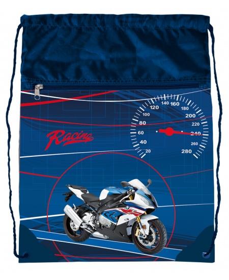 Sáček na cvičky Speed Racing