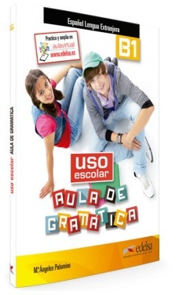 Uso escolar aula de gramática Učebnice (B1)