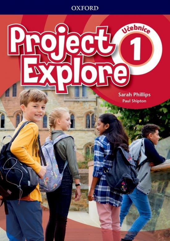 Project Explore 1 Student´s book CZ