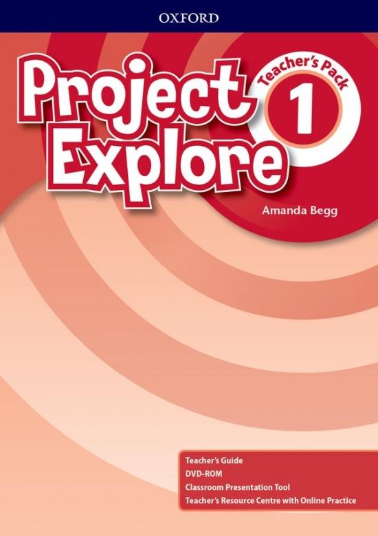 Project Explore 1 Teacher´s Pack