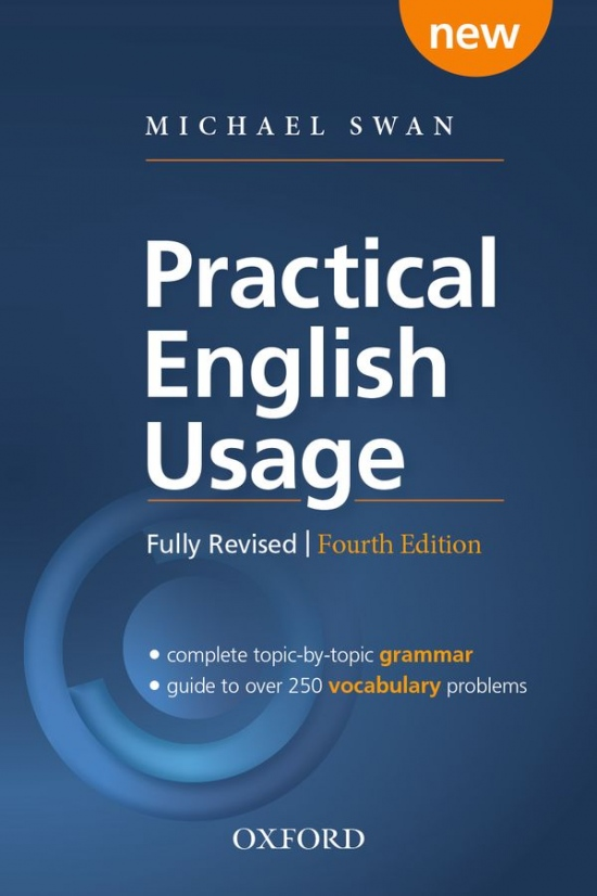 Practical English Usage (4th Edition) Book : 9780194202435