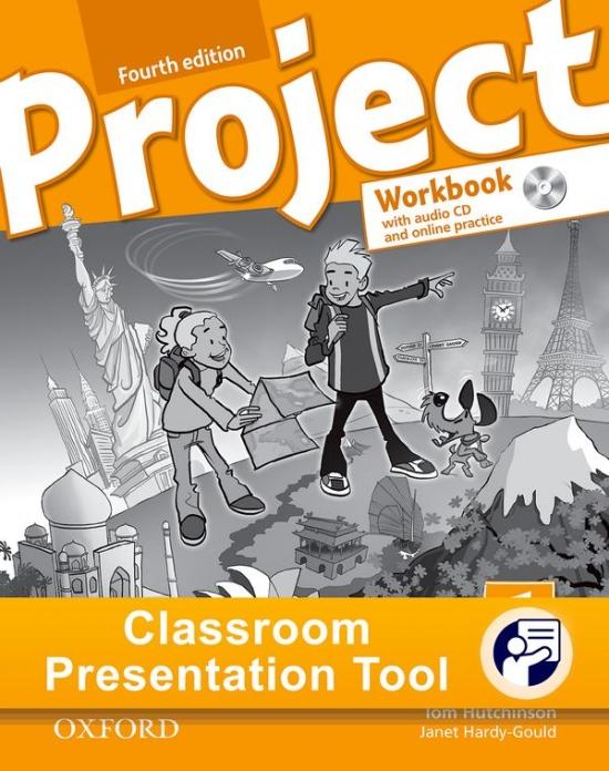 Project Fourth Edition 1 Classroom Presentation Tool eWorkbook