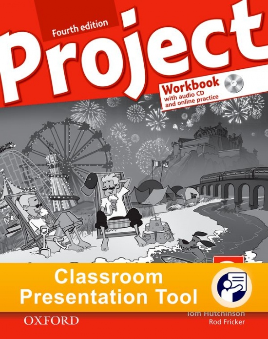 Project Fourth Edition 2 Classroom Presentation Tool eWorkbook