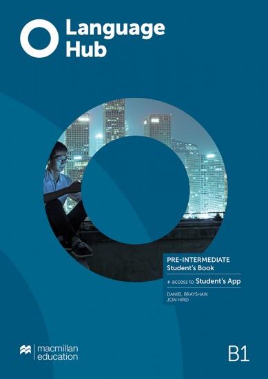 Language Hub Pre-Intermediate Student´s Book + Navio App